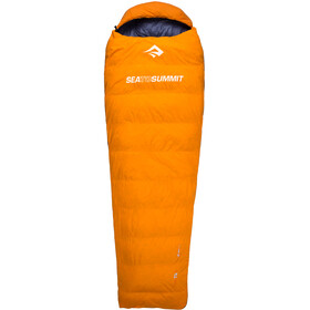 Sea to Summit Trek TkI - Sac de couchage - regular orange